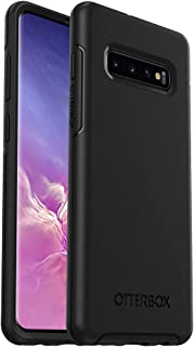 OtterBox SYMMETRY SERIES Case for Galaxy S10+ - Retail Packaging - BLACK