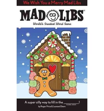 (WE WISH YOU A MERRY MAD LIBS) BY Paperback (Author) Paperback Published on (10 , 2010)