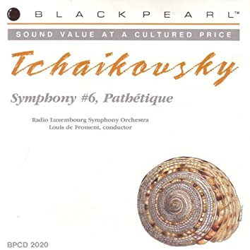 Tchaikovsky: Symphony #6, Pathetique