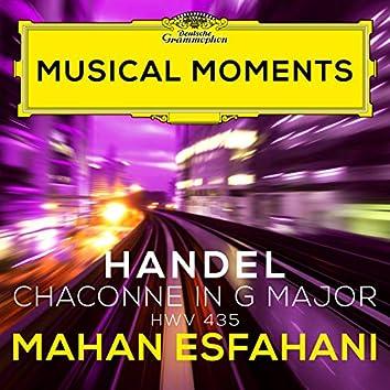 Handel: Chaconne in G Major for Harpsichord, HWV 435 (Musical Moments)