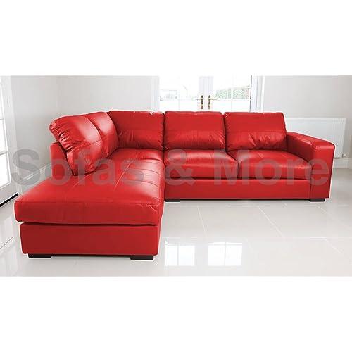 Red Corner Sofa: Amazon.co.uk