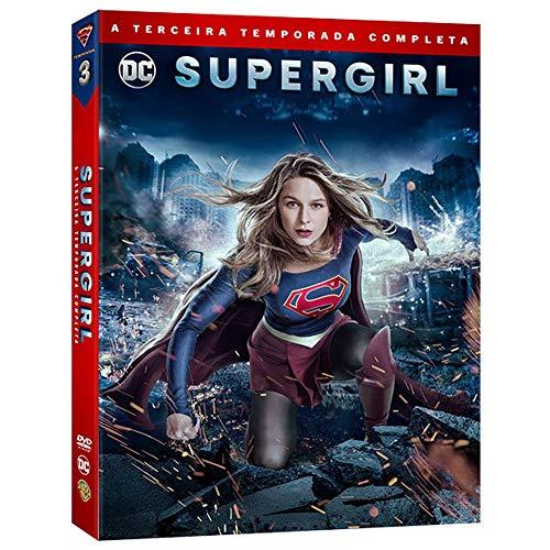 Supergirl 3ª Temporada Completa