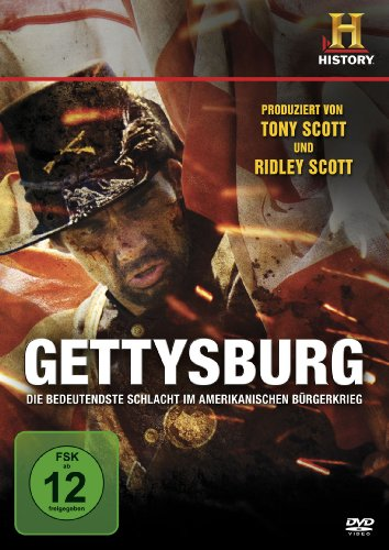 Gettysburg - Die bedeutendste Schlacht im Amerikanischen Bürgerkrieg