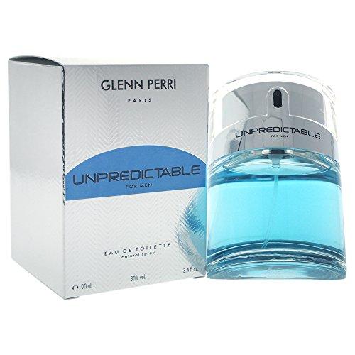 PARFUMENIA Par Unpredictable for Men EDT 100 ml, 1er Pack (1 x 100 ml)