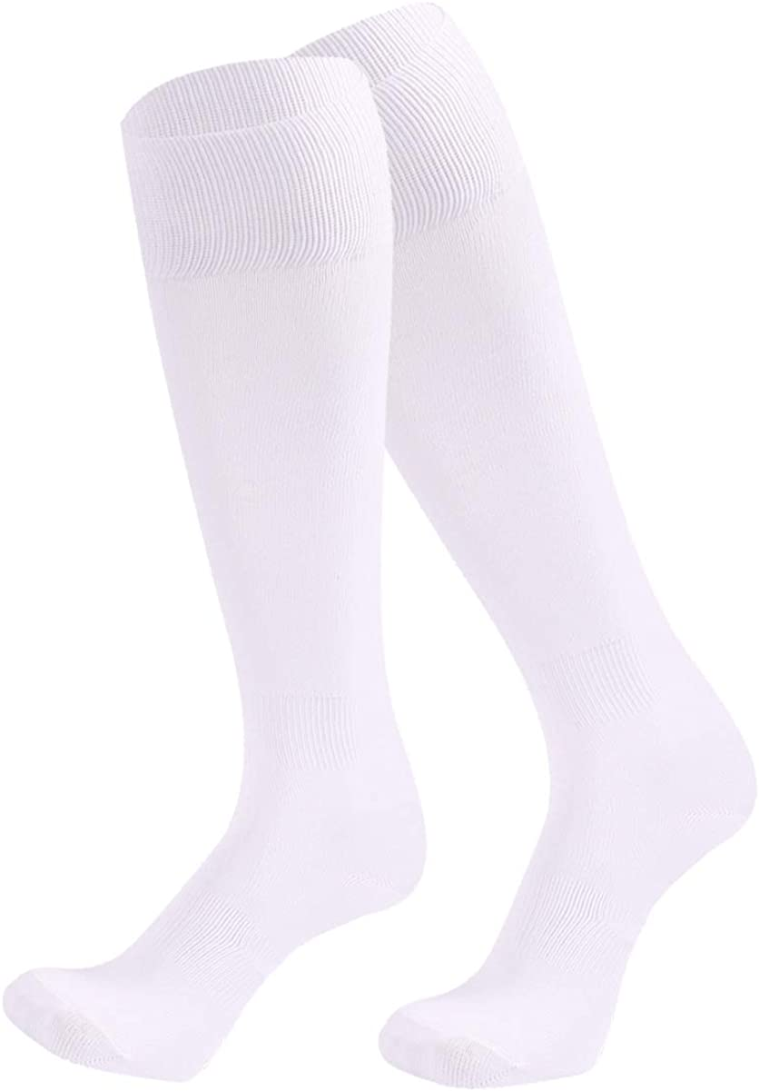Dsource Unisex Soccer Socks Knee High Football Tube Stripe New products, world's highest quality popular! Miami Mall