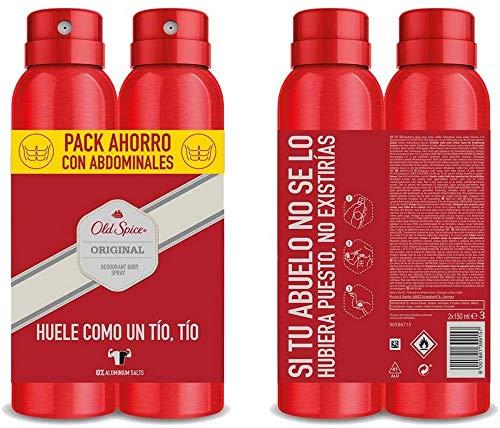 Old Spice Original Deodorant Spray 150ml Set 2 Pieces 2019369457