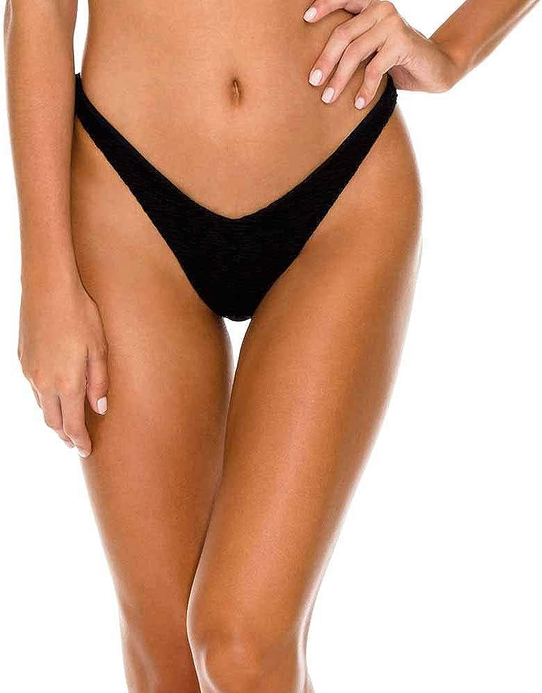 Luli Fama Women's Buleria Brazilian Bikini Bottom