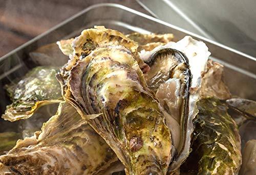 【北海道厚岸産 殻付き生牡蠣 カンカン焼き 3Lサイズ15個 生食可】満天☆青空レストランでご紹介された厚岸の極上牡蠣!お手軽にできるガンガン焼きセットを創業100年を誇る厚岸の牡蠣漁師より直送します。時にはギフトに、時には自分へのご褒美をちょっと贅沢に。