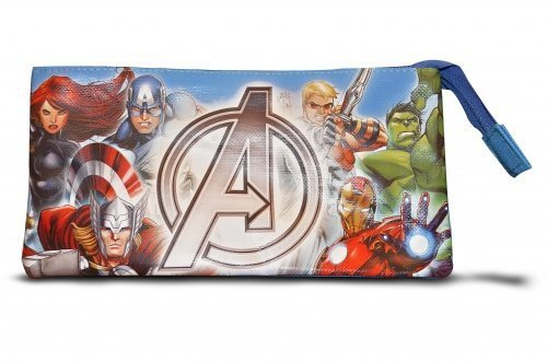 Trousse Scolaire Personnages Avengers