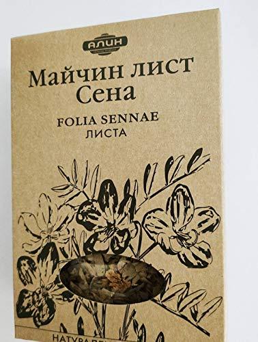 Sennesblätter Senna Kraut Laub Lose Trocken Tee 2X40 g
