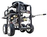ITCPower IT-HPW4000DE Hidrolavadora diésel, Negro