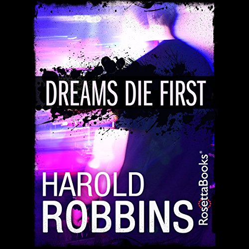 Dreams Die First audiobook cover art