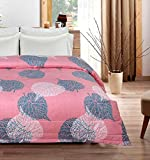 BSB HOME 220 GSM Microfiber Reversible AC Comforter/Blanket...
