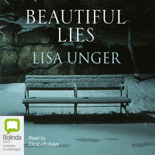 Beautiful Lies audiobook cover art