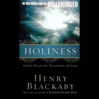 Holiness cover art