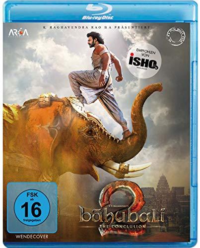 Bahubali 2 – The Conclusion [Blu-ray]