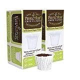 ECO-Filter Einweg-Papierfilter für K-Cups (PARENT) 200-Ct weiß