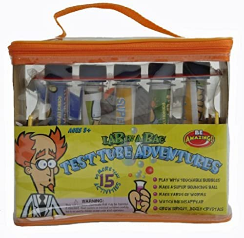 alta calidad y envío rápido Be Amazing Toys Test Tube Adventures by Be Amazing Amazing Amazing  Toys  mas barato