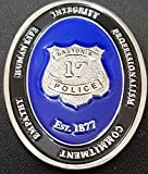 Gastonia North Carolina Police Dept Challenge Coin