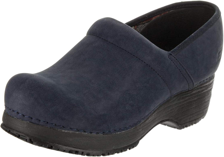 Skechers Women's Work - Clog Slip-On Resistant Slip-On shoes