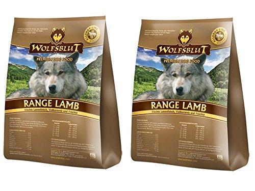 Wolfsblut | Range Lamb | 2 x 15 kg