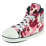 Home Slipper Damen lässig Sneaker Hausschuhe Pantoffeln antirutsch Sportschuh für Zuhause mit vielfältig Muster