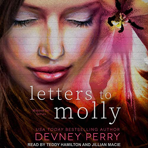 Letters to Molly audiobook cover art