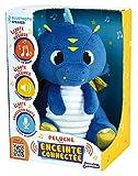 Jemini Leon Le Dragon Peluche Bluetooth +/-20 cm, 023997