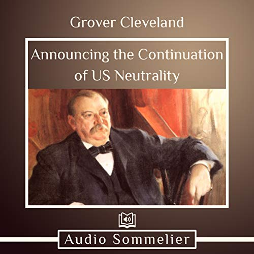 Announcing the Continuation of US Neutrality  By  cover art