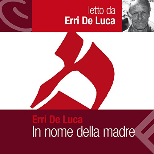 In nome della madre audiobook cover art