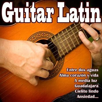 Guitar Latin Hits