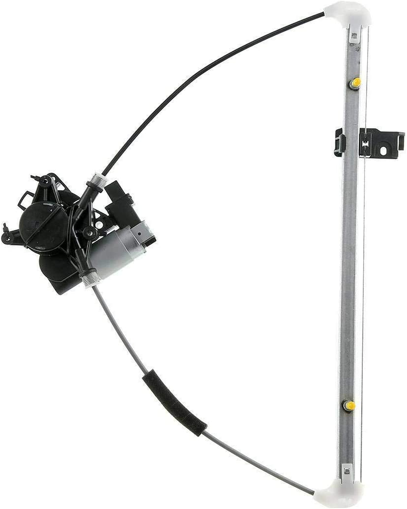Power Window Some reservation Regulator w Motor 2-pins Mazda OFFer 5 20 with Compatible