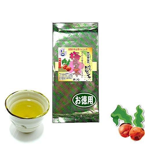 森のこかげ 梅こんぶ茶 業務用 500g 梅昆布茶 粉末 タイプ D
