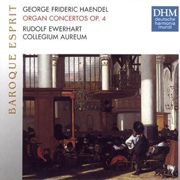 Händel: Organ Concertos Op. 4