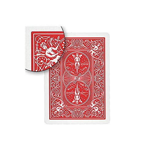 Enjoyer Mazo Marcado definitivo (Dorso Rojo) Trucos de Magia para Magos Profesionales Escenarios Ilusiones Accesorios Mentalismo Trucos de Magia Accesorios