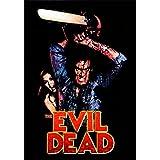 The Evil Dead Evil Dead - Chainsaw Postcard