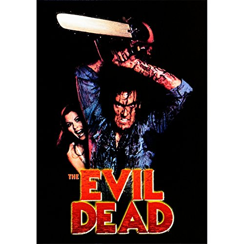 The Evil Dead Evil Dead - Chainsaw Postcard