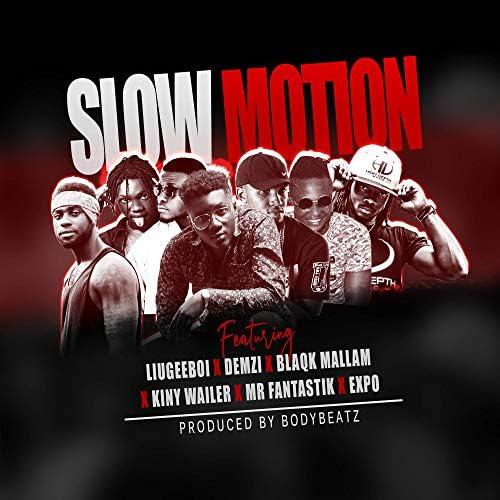 Body Beatz feat. Liugee Boi, Kiny Wailer, Expo, Blaqk Mallan, Demzi & Mr Fantastik