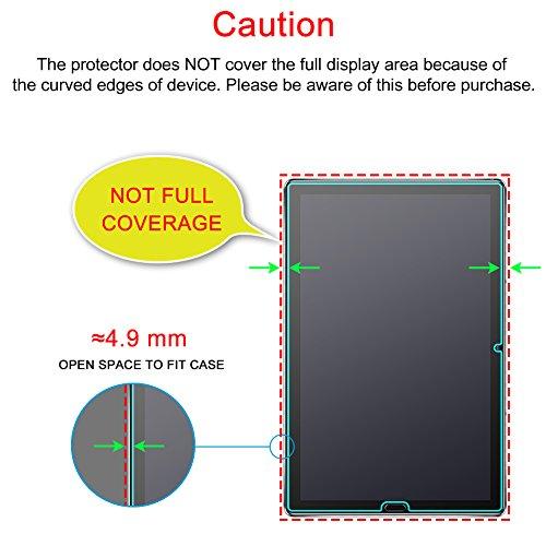 J&D Kompatibel für 3er Packung Huawei MediaPad M5 10.8 inch Displayschutzfolie, [Antireflektierend] [Anti Fingerabdruck] Matte Folie Schutzschild Displayschutzfolie für Huawei MediaPad M5 10.8 inch - 2