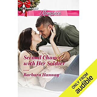 Second Chance with Her Soldier audiobook cover art