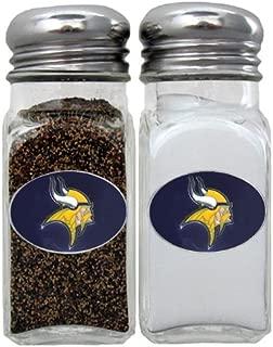 NFL Minnesota Vikings Salt & Pepper Shakers