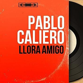 Llora Amigo (Mono Version)