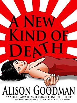 A NEW KIND OF DEATH by [Alison Goodman]