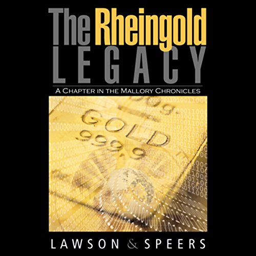 The Rheingold Legacy audiobook cover art