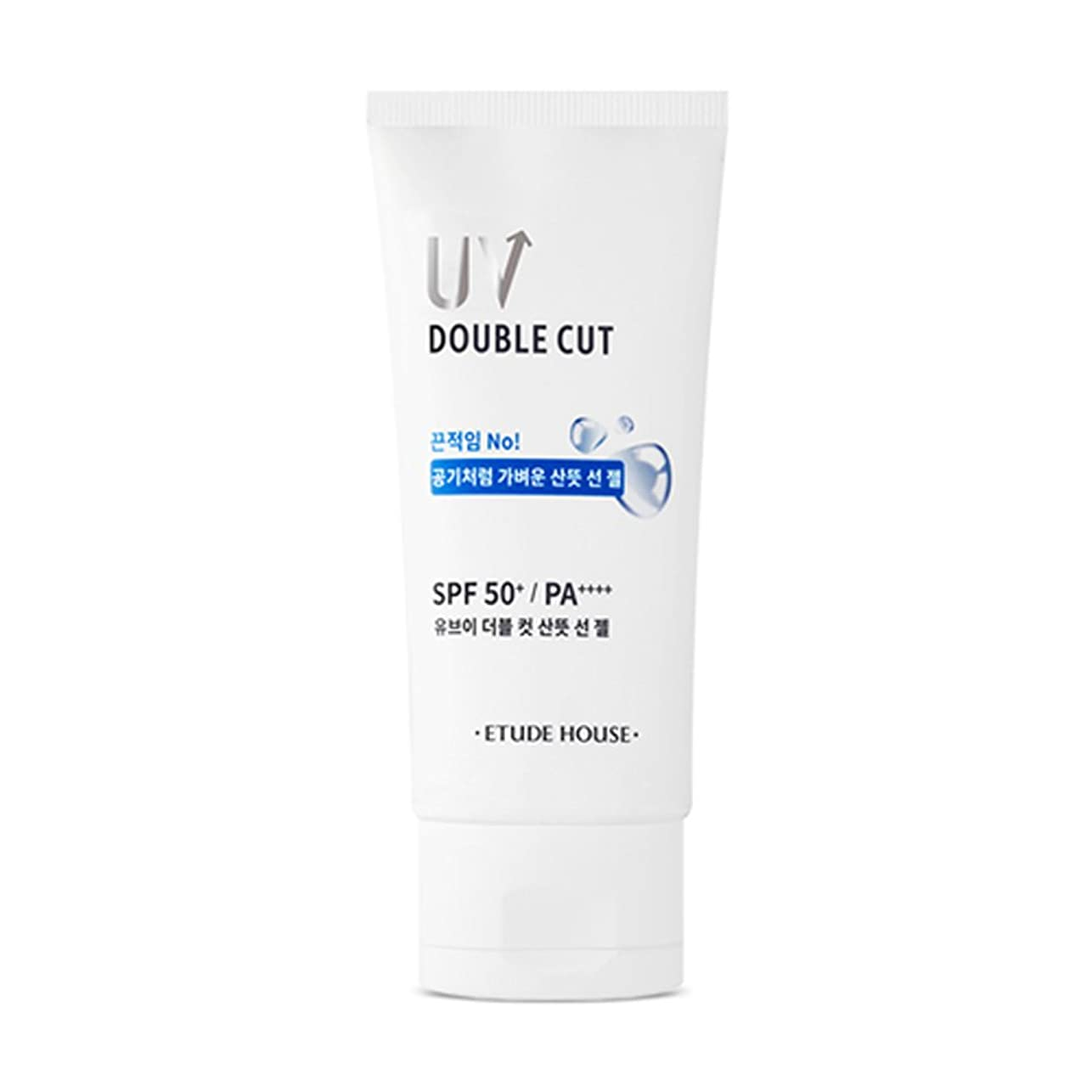 カート褒賞マトンETUDE HOUSE エチュードハウス UV DOUBLE CUT FRESH SUN GEL SPF 50+ PA+++ 50ml/1.69 fl.oz