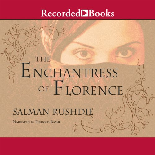 The Enchantress of Florence audiobook cover art