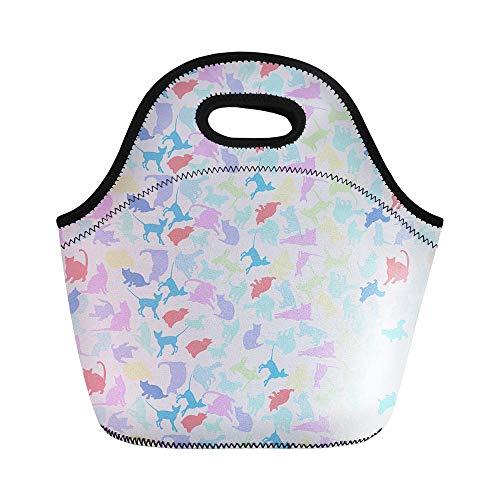 Nieuwe Hot Sale lunchtas, isolatie HD Animal Printed lunchbox tas Bento tas handtas Cc3379z20
