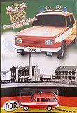 DDR PKW-Modell - Wartburg 353 Kombi - FEUERWEHR
