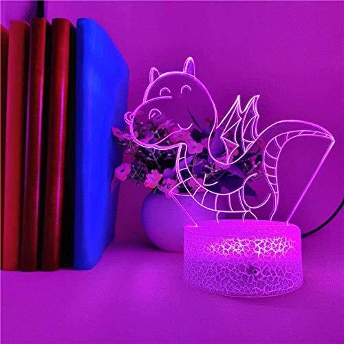 BTEVX 3D Illusionslampe LED Nachtlicht Marvel Super Heroes Thor Hammer 7 Farbwechsel Jungenspielzeug Schlafzimmer Weihnachtsgeschenk Tischlampe Das beste Geschenk für Kinder-N11