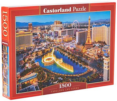 Castorland- Puzzle, Colore Vario, CSC151882